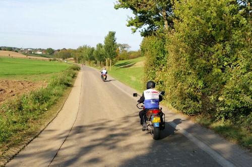 Motorrijbewijspoint Delft examengarantie