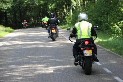 Motorrijbewijspoint Delft motor lesplan